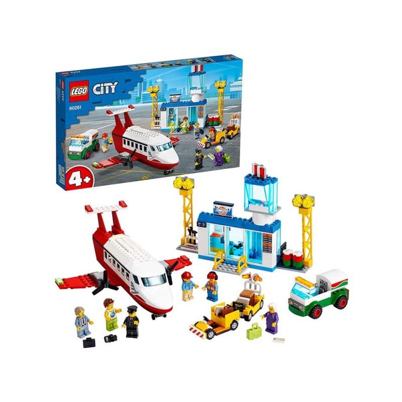 Aeroporto Centrale - Lego City - MazzeoGiocattoli.it