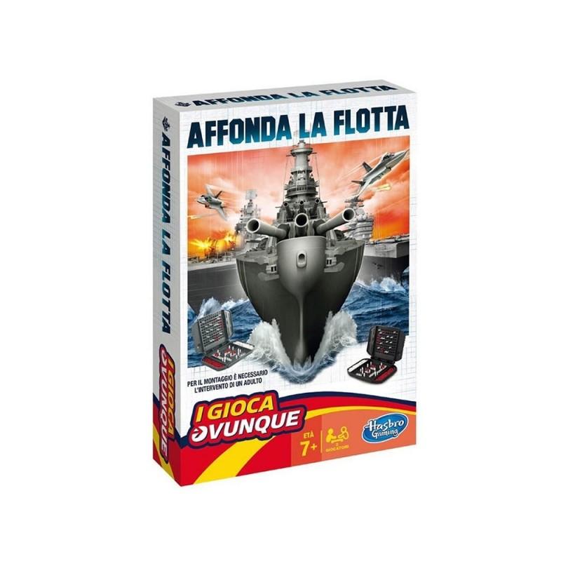 Affonda La Flotta Travel - Hasbro  - MazzeoGiocattoli.it