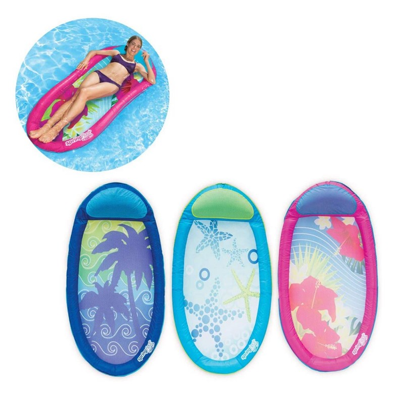 Amaca Galleggiante Spring Float Con Decorazioni - Spin Master  - MazzeoGiocattoli.it