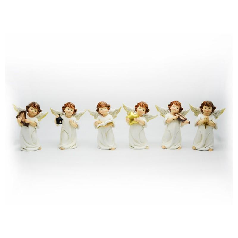 Angeli Con Strumenti Musicali 13 Cm - MazzeoGiocattoli.it