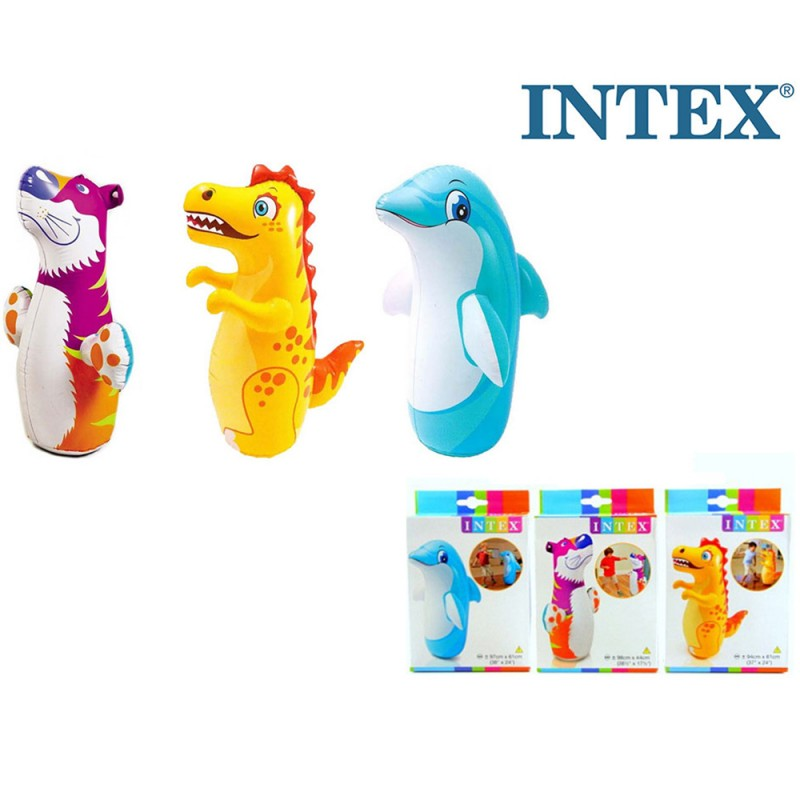 Animale Gonfiabile 3d - Intex  - MazzeoGiocattoli.it