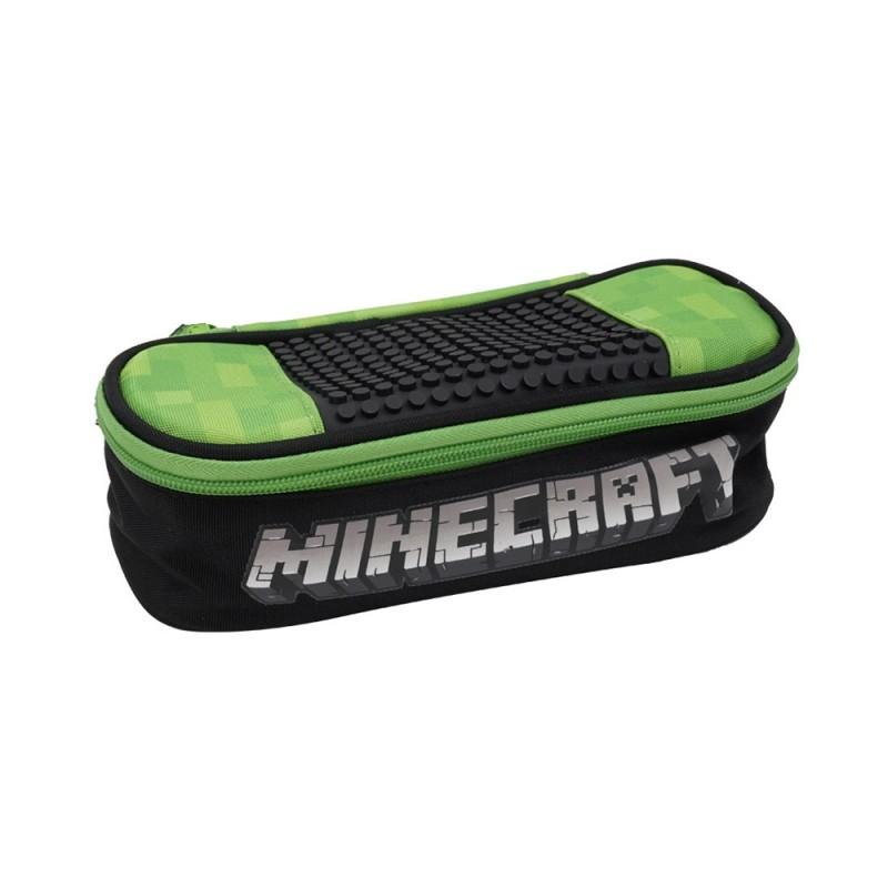 Astuccio Ovale Organizzato Minecraft  - MazzeoGiocattoli.it