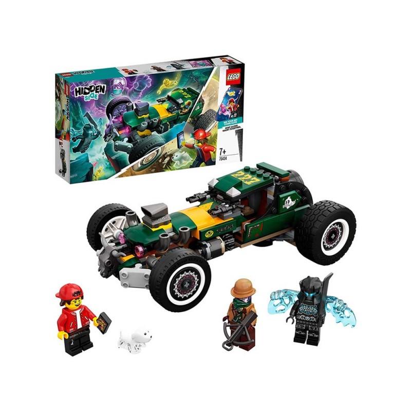 Auto Da Corsa Fantasma Hidden Side - Lego - MazzeoGiocattoli.it