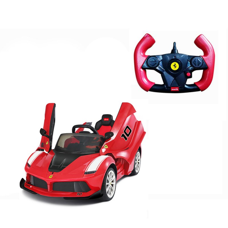 Auto Elettrica Cavalcabile Ferrari La Ferrari - Mazzeo Giocattoli - MazzeoGiocattoli.it