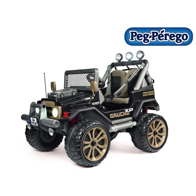 Auto Elettrica Gaucho XP - Peg Perego  - MazzeoGiocattoli.it
