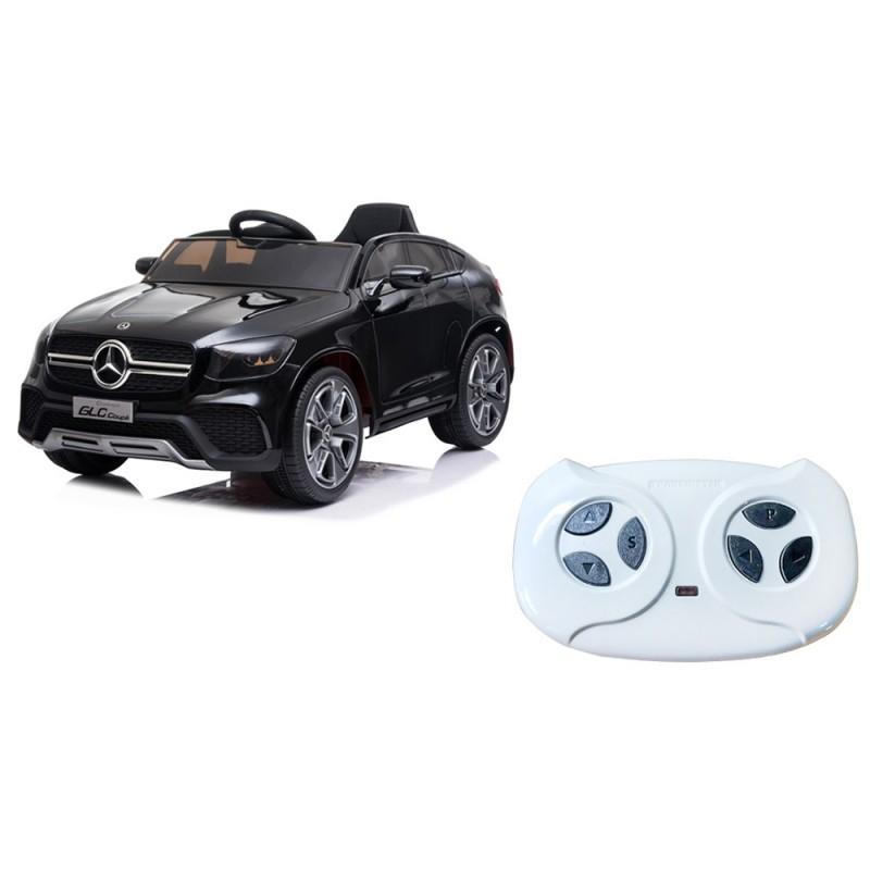 Auto Elettrica Mercedes Glc Coupè Nera - Mazzeo Giocattoli  - MazzeoGiocattoli.it