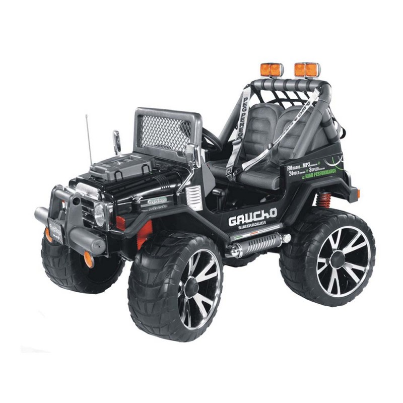 Auto Gaucho Superpower - Peg Perego - MazzeoGiocattoli.it