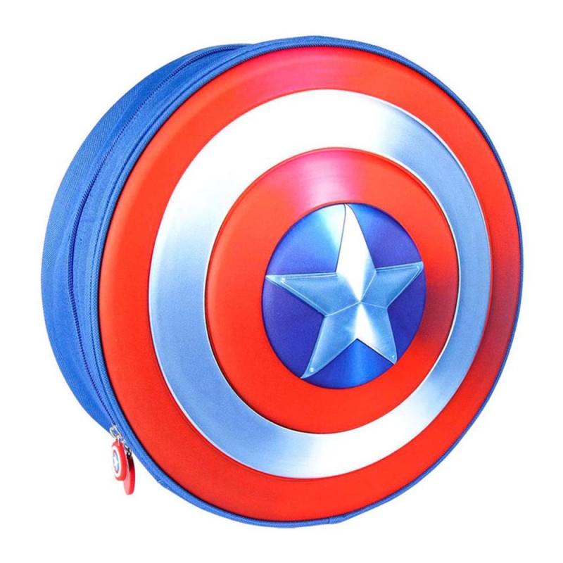 Zainetto Asilo 3d Avengers - MazzeoGiocattoli.it