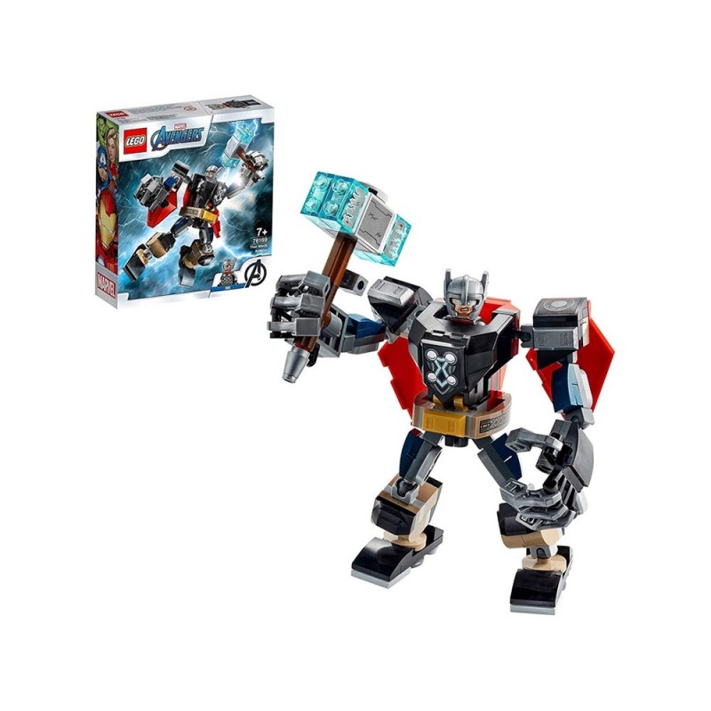 Avengers Armatura Mech Di Thor - Lego  - MazzeoGiocattoli.it