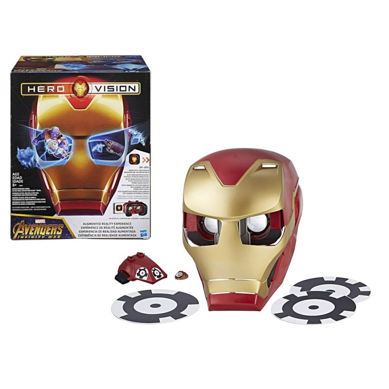 Avengers Infinity War Iron Man Hero Vision - Hasbro - MazzeoGiocattoli.it