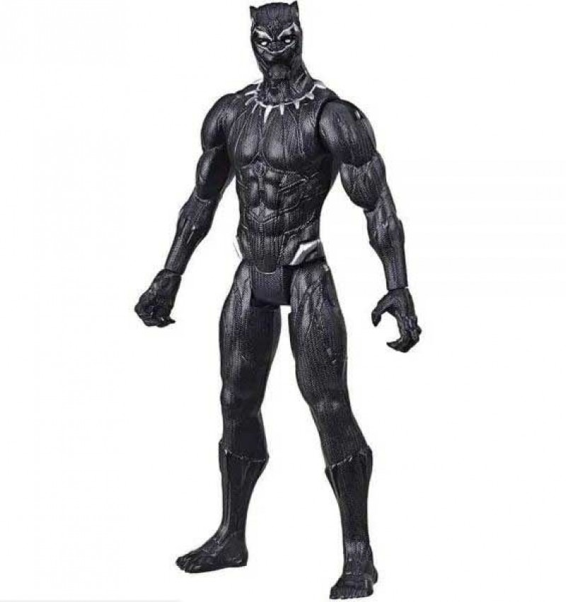 Avengers Titan Hero Black Panther - Hasbro - MazzeoGiocattoli.it