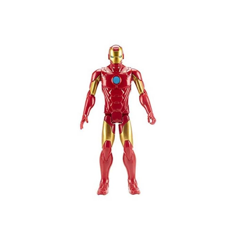 Avengers Titan Hero Iron Man - Hasbro  - MazzeoGiocattoli.it