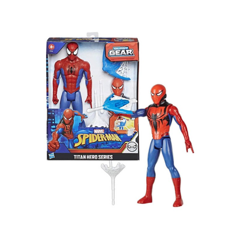 Avengers Titan Hero Series Spider Man - Hasbro  - MazzeoGiocattoli.it