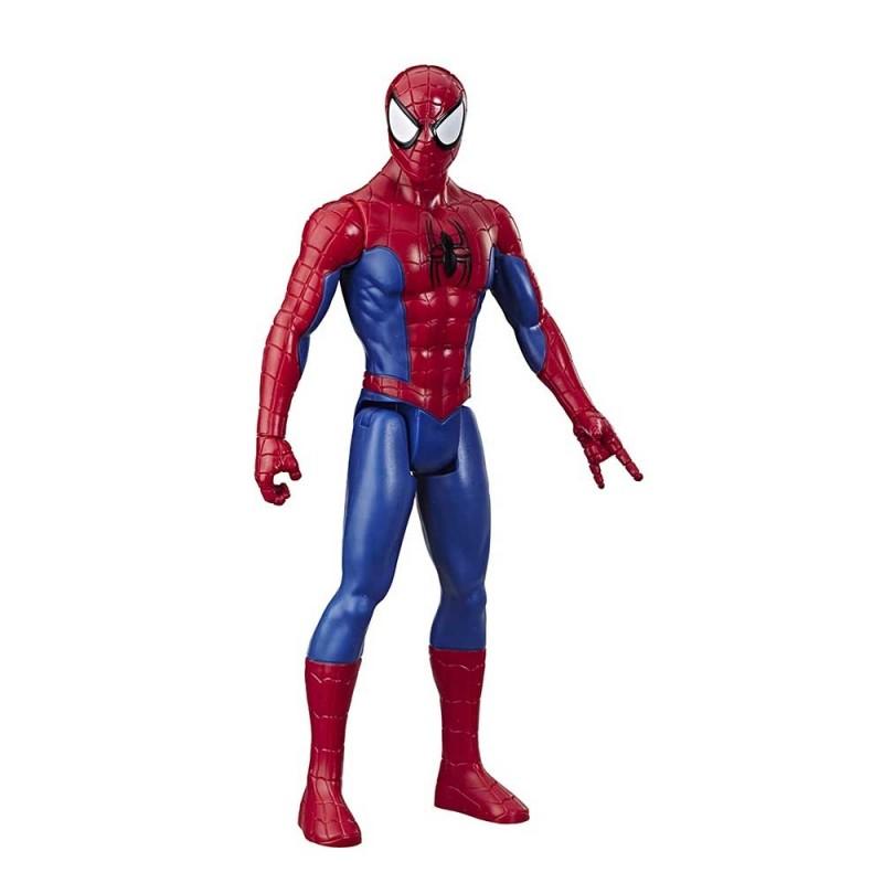 Avengers Titan Hero Spider Man - Hasbro  - MazzeoGiocattoli.it