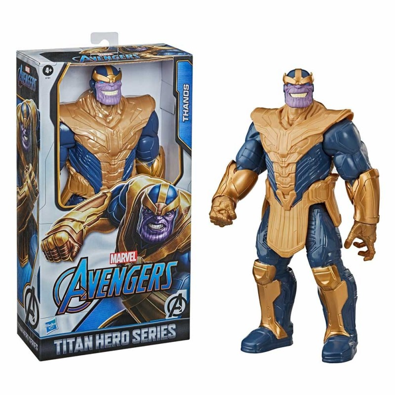 Avengers Titan Hero Thanos - Hasbro  - MazzeoGiocattoli.it
