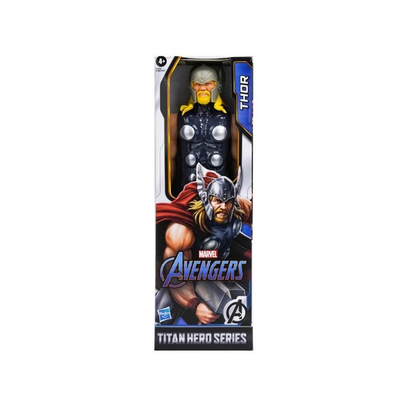 Avengers Titan Hero Thor- Hasbro - MazzeoGiocattoli.it