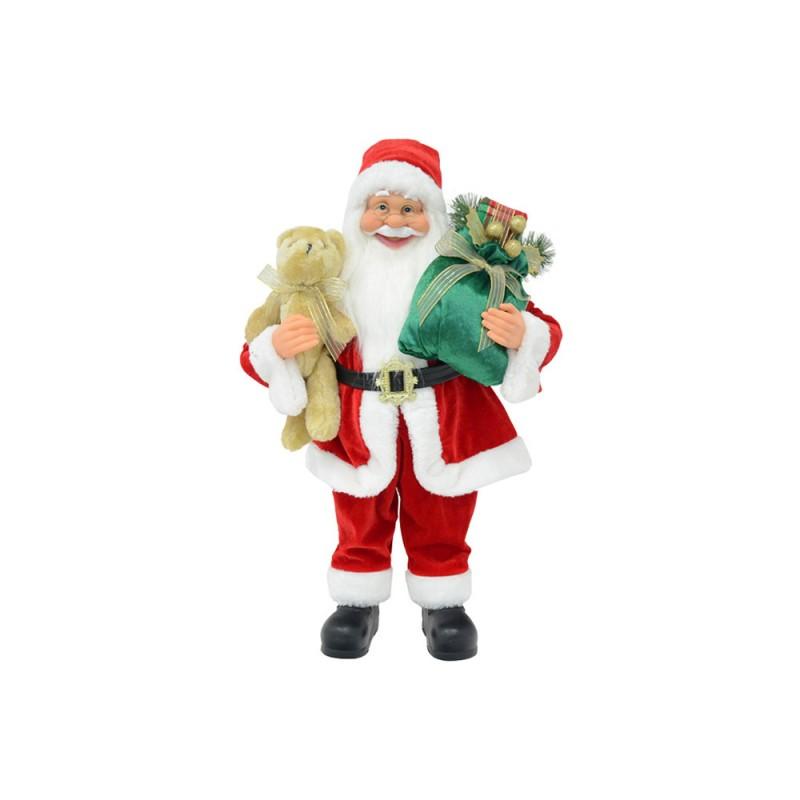 Babbo Natale In Piedi 40 Cm - MazzeoGiocattoli.it