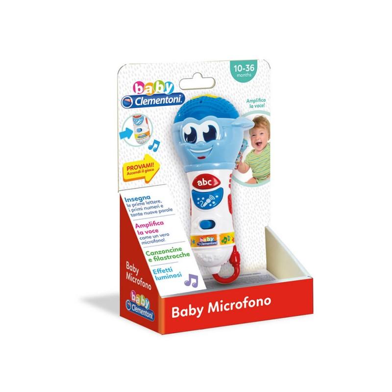 Baby Clemmy Microfono  - MazzeoGiocattoli.it
