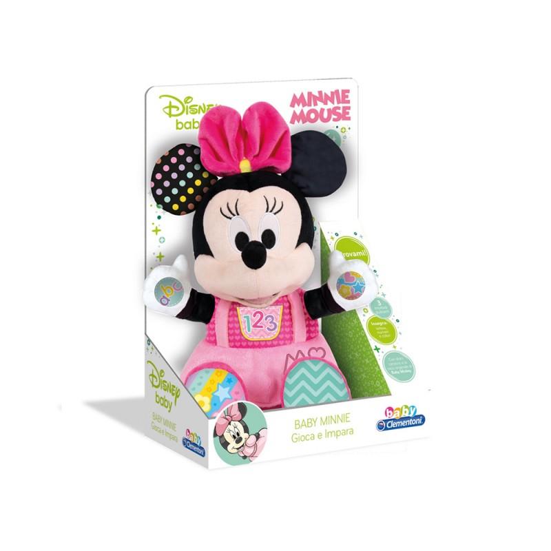 Baby Minnie Gioca E Impara - Clementoni  - MazzeoGiocattoli.it