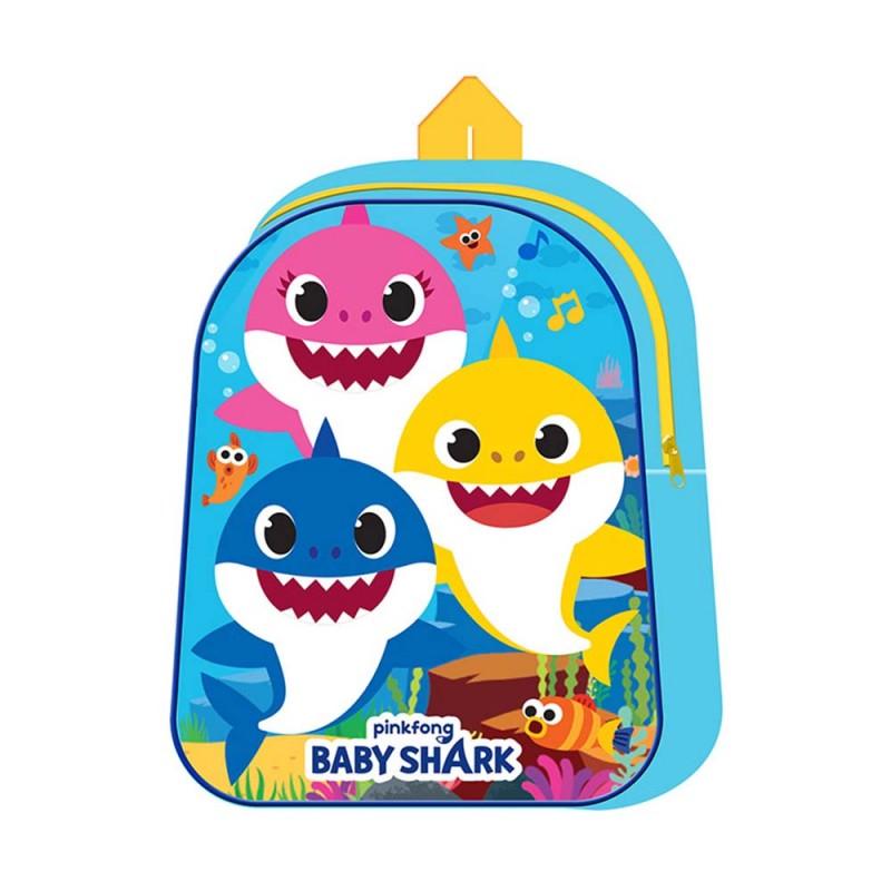 Zaino Baby Shark Premium  - MazzeoGiocattoli.it