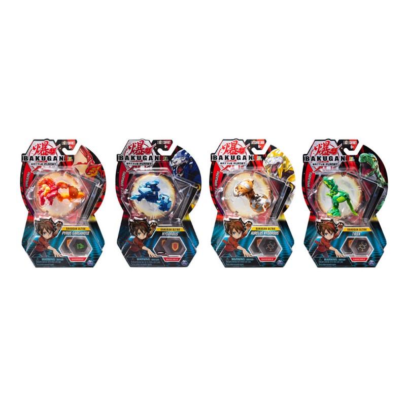 Bakugan Ultra 1 Sfera - Spin Master  - MazzeoGiocattoli.it