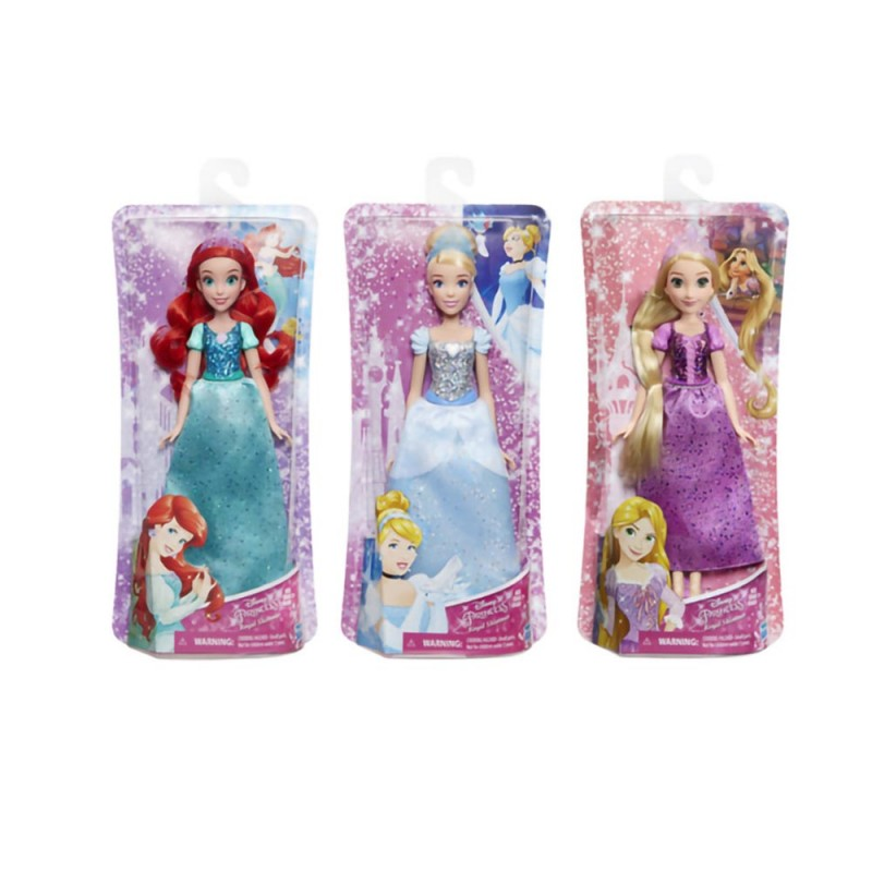 Disney Princess Shimmer Fashion Doll - Hasbro  - MazzeoGiocattoli.it