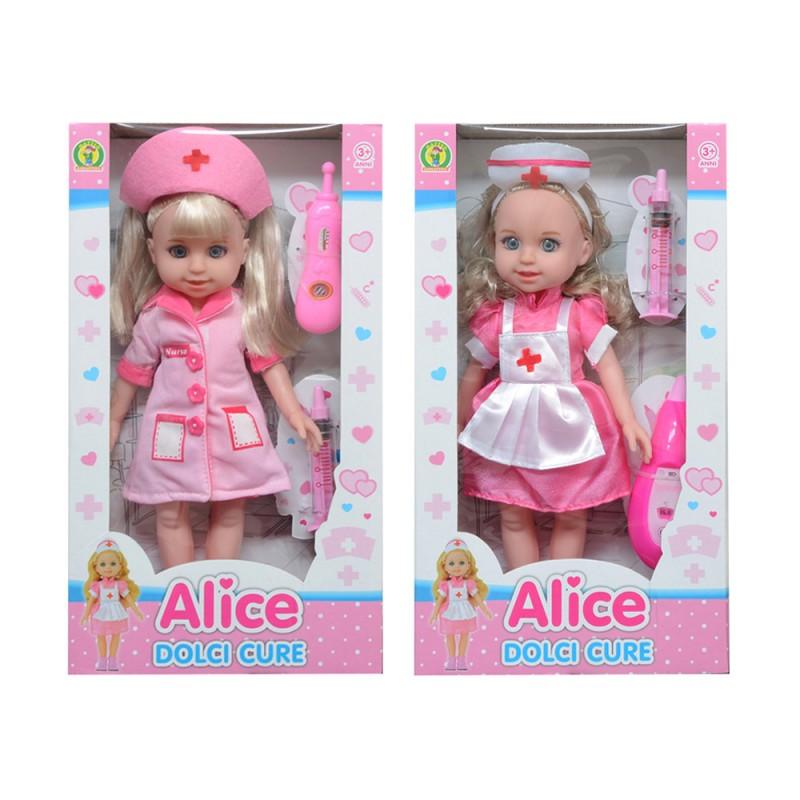 Bambola Alice Dolci Cure - Mazzeo Giocattoli  - MazzeoGiocattoli.it