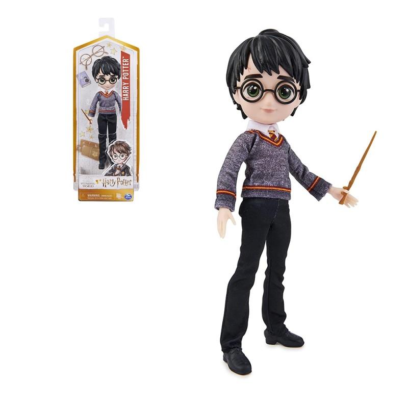 Bambola Articolata Harry Potter 20cm - Spin Master - MazzeoGiocattoli.it