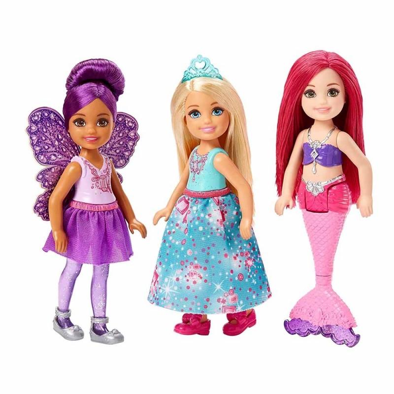 Bambola Barbie DreamTopia - Mattel  - MazzeoGiocattoli.it