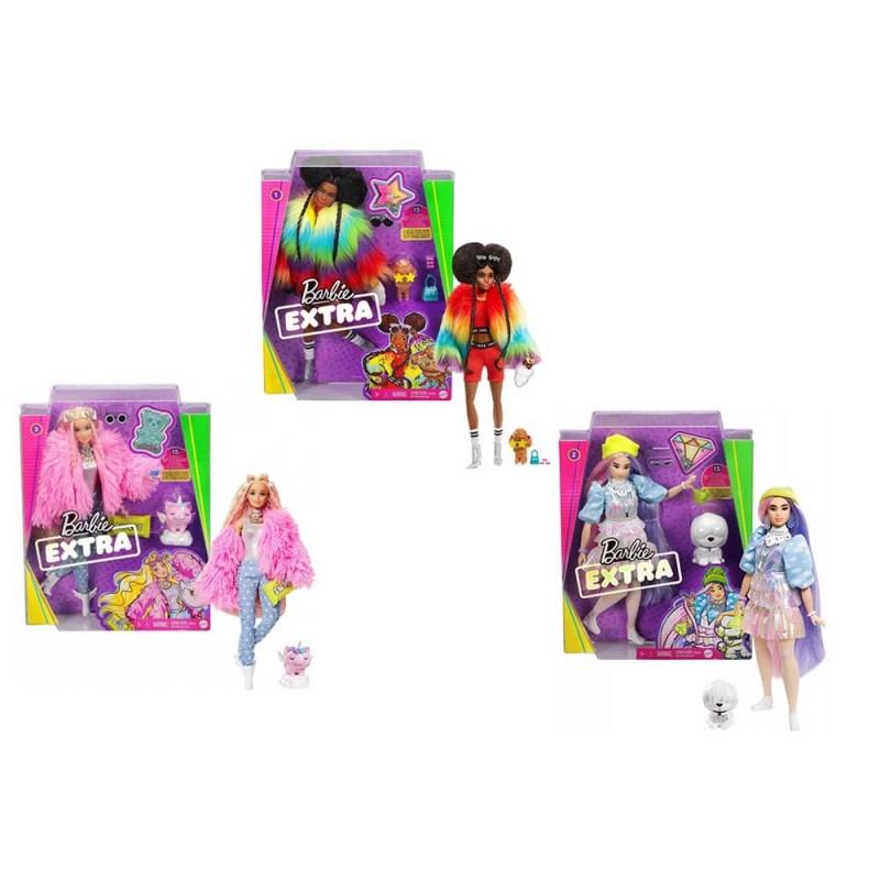 Bambola Barbie Extra - Mattel  - MazzeoGiocattoli.it