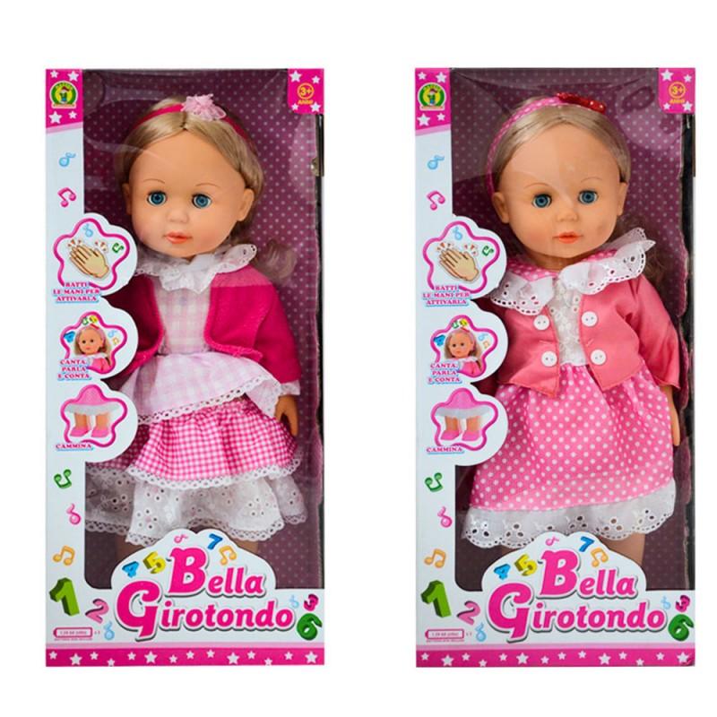 Bambola Bella Girotondo  Mazzeo Giocattoli - MazzeoGiocattoli.it