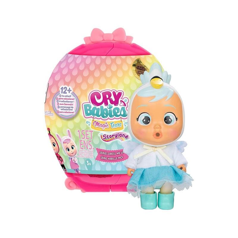 Bambola Cry Babies Dress Me Up - Imc Toys - MazzeoGiocattoli.it
