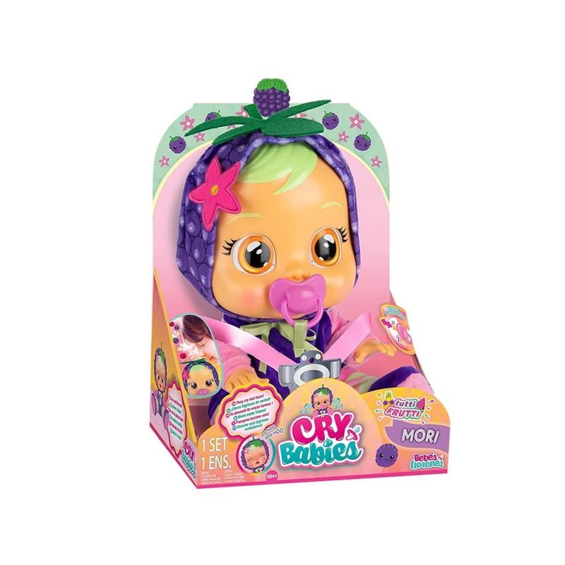 Bambola CryBabies Tutti Frutti Mori - Imc Toys  - MazzeoGiocattoli.it