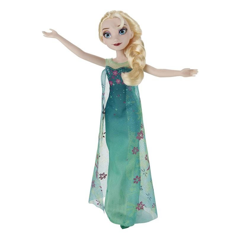 Bambola Frozen Elsa  - Hasbro - MazzeoGiocattoli.it