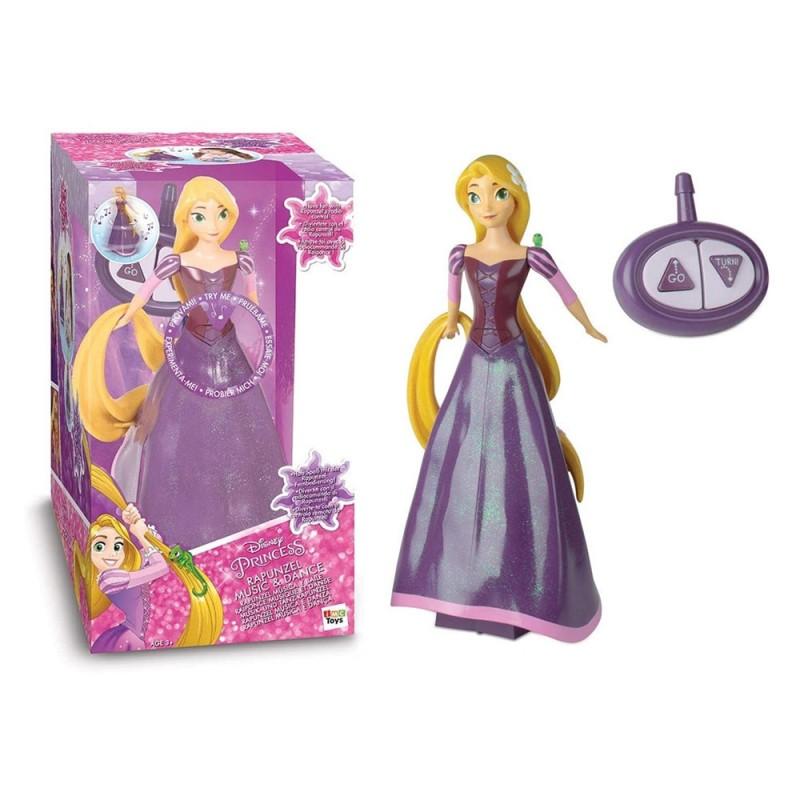 Bambola Radiocomandata Rapunzel Canta E Danza - Imc Toys  - MazzeoGiocattoli.it