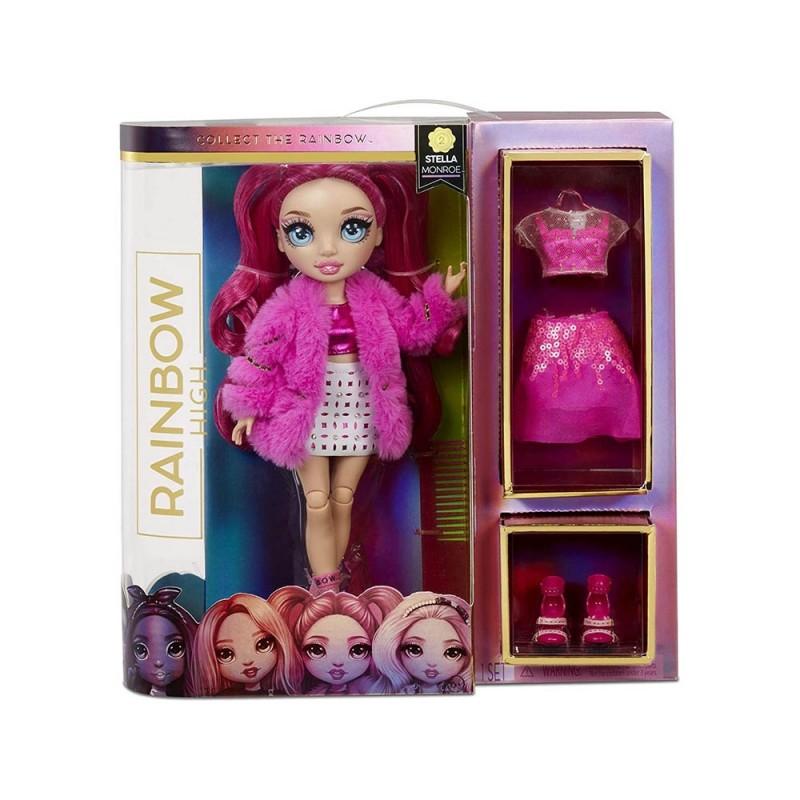 Bambola Rainbow High Stella Monroe - Mga - MazzeoGiocattoli.it