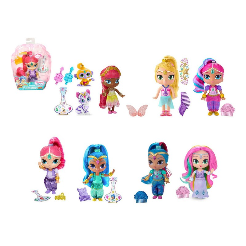 Bambola Shimmer & Shine - Fisher Price  - MazzeoGiocattoli.it