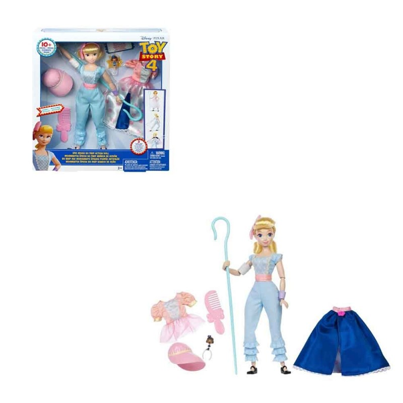 Bambola Toy Story 4 Bo Peep - Mattel - MazzeoGiocattoli.it