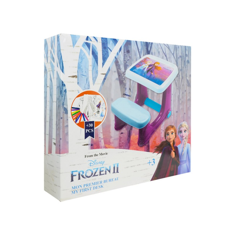 Bancoscuola Frozen Con Accessori  - MazzeoGiocattoli.it
