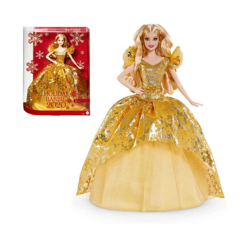 Barbie Magie Delle Feste 2020 - Mattel  - MazzeoGiocattoli.it