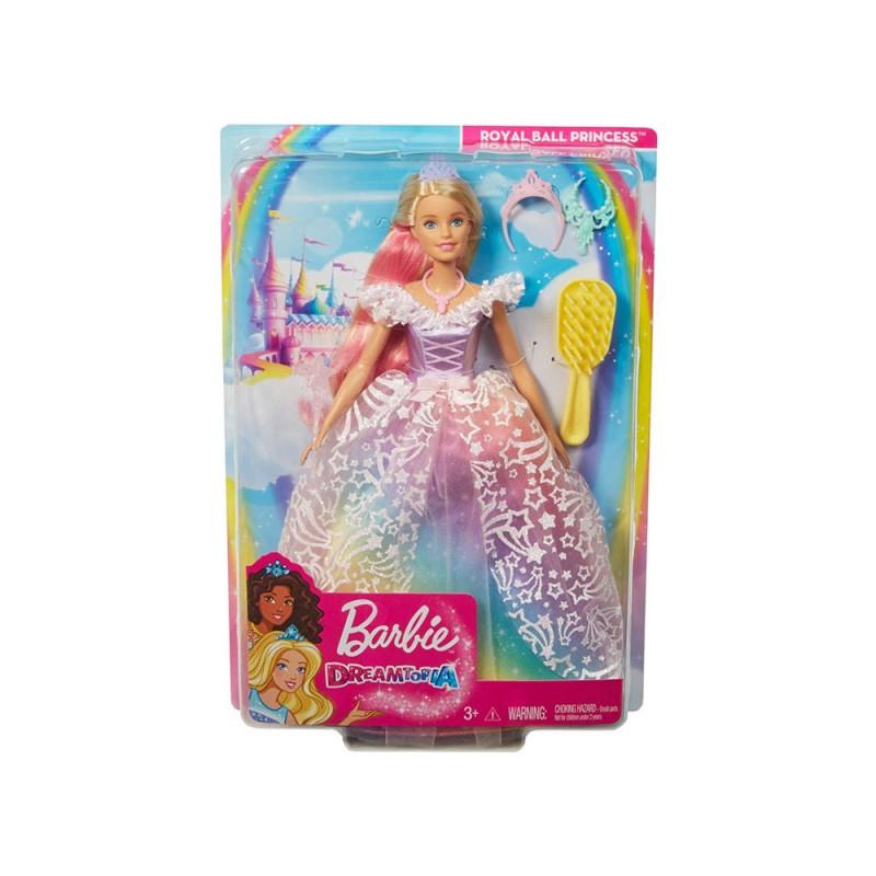 Barbie Principessa Gran Galà 35cm - Mattel - MazzeoGiocattoli.it