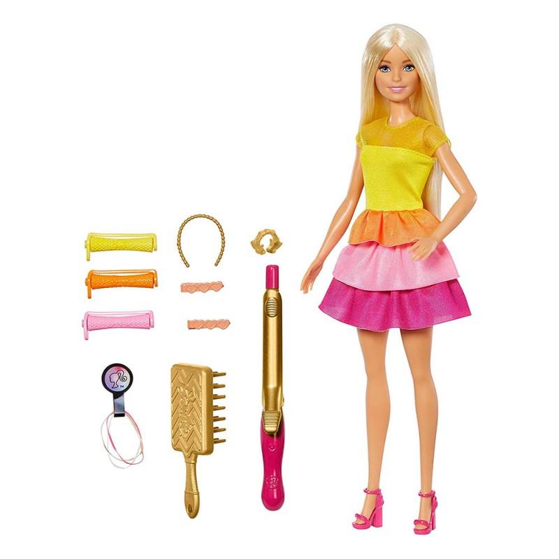 Barbie Ricci Perfetti - Mattel  - MazzeoGiocattoli.it