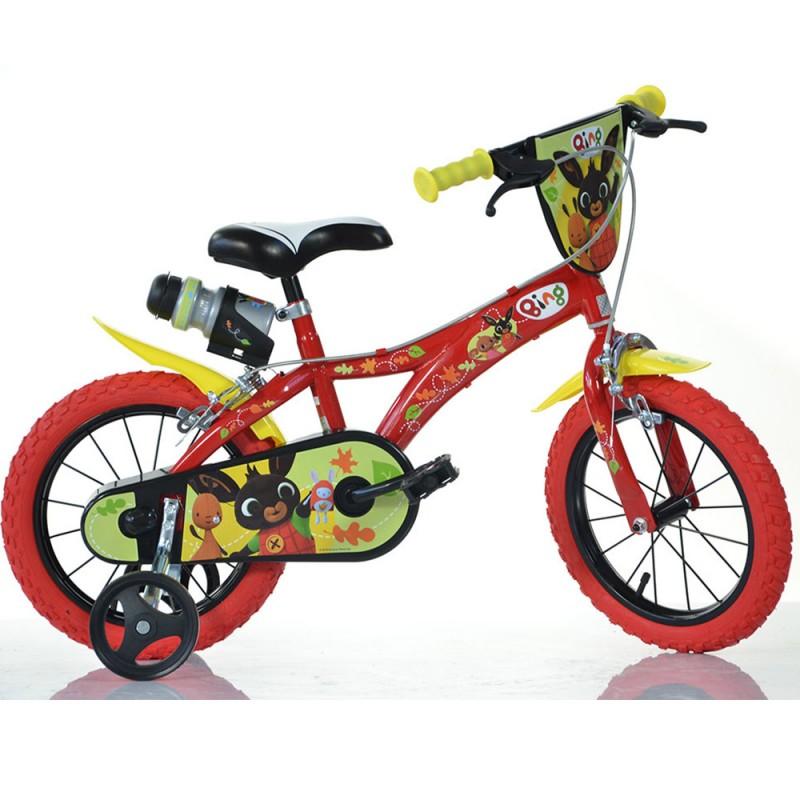 Bicicletta 14 Pollici Bing - Dino Bikes - MazzeoGiocattoli.it