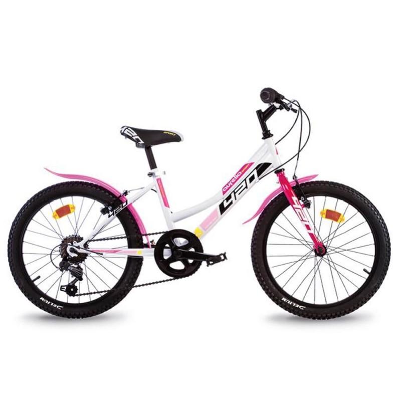 Bici Mountain Bike Misura 20 Bimba - Dino Bikes  - MazzeoGiocattoli.it