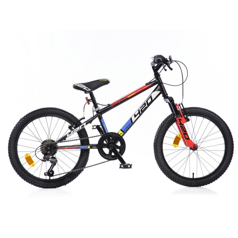 Bici Mountain Bike Misura 20 Bimbo - Dino Bikes  - MazzeoGiocattoli.it