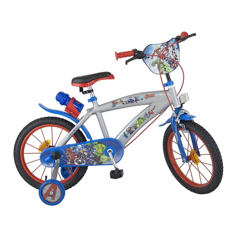 Bicicletta Avengers Taglia 16 - MazzeoGiocattoli.it