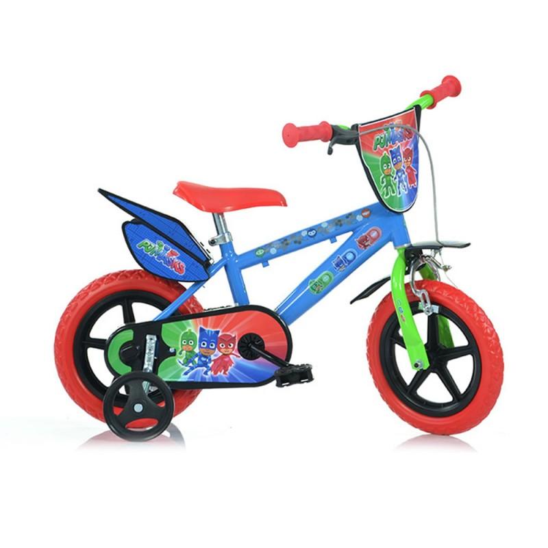 Bicicletta Bambino Pj Masks Ruota 12 - MazzeoGiocattoli.it