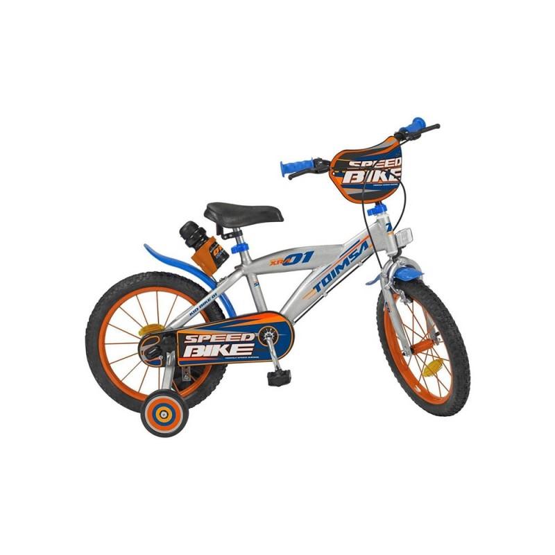 Bicicletta Bimbo Modello Speed Racing Taglia 16 - MazzeoGiocattoli.it