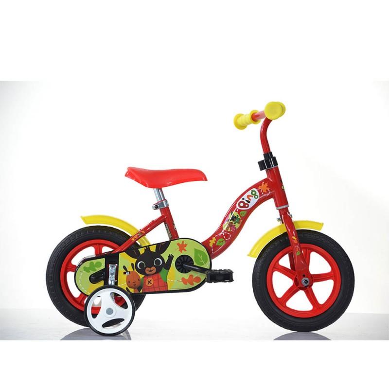 Bicicletta Bing Taglia 10 - Dino Bikes - MazzeoGiocattoli.it