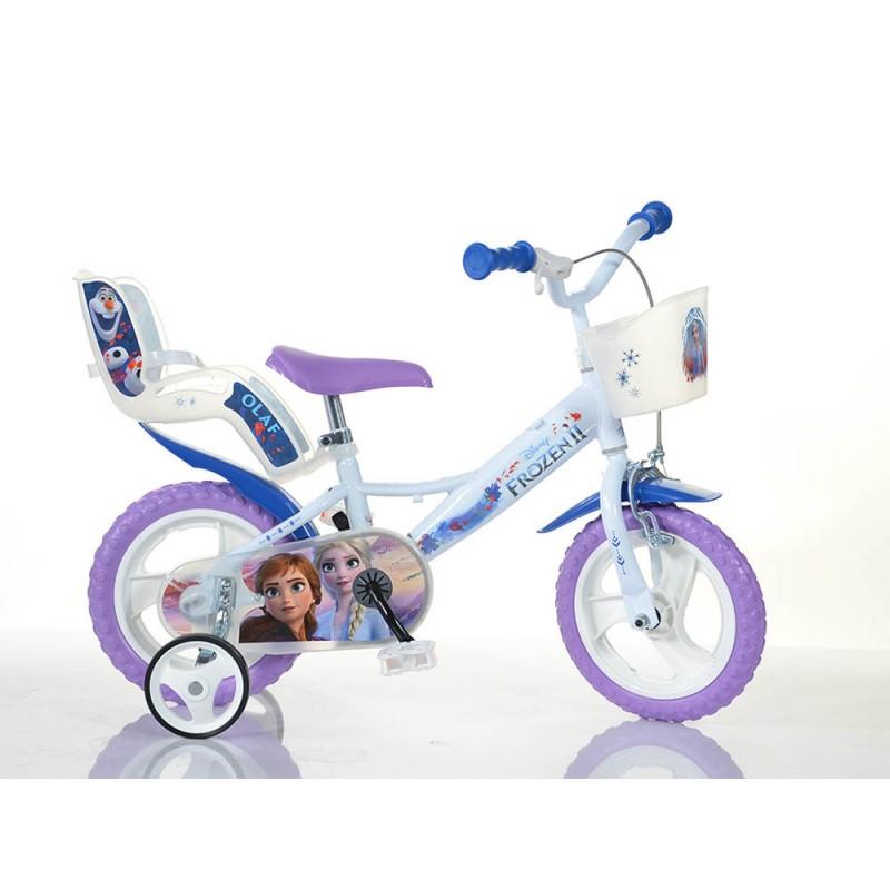 Bicicletta Disney Frozen 12 Pollici - Dino Bikes - MazzeoGiocattoli.it